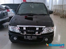 jual isuzu panther lv turbo 2010 manual hitam