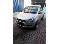 suzuki splash gl 1.2 manual th 2011 silver met mulus ori