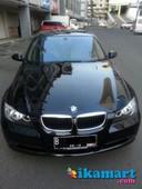 dijual bmw 320i black 2006