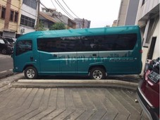 isuzu elf nlr minibus long 20 seat executive new armada tahun 2019