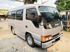 isuzu elf th 2006 karoseri new armada