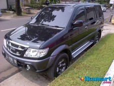 jual panther adventure 2008 hitam manual istimewa