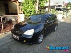 jual suzuki aerio dx m t 2004 facelift black