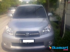 jual terios ts at 2011 silver