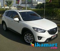 mazda cx 5 touring 2.0 white 2012 engine start button sunroof