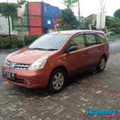 nissan grand livina xv 2008 m t mint condition
