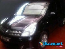 jual over kredit grand livina xv 2008 at