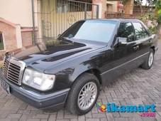 jual mercedes benz 300e w124 i6 collector item