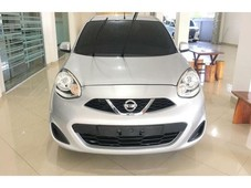 nissan march 12 matic 2014