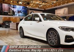 ready stock new bmw 330i m sport g20 2019 harga terbaik dealer resmi bmw astra jakarta
