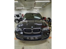 bmw x5 automatic 2010 hitam
