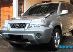 nissan xtrail 2.5 st at 2005 silver