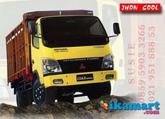 mitsubishi truk bekasi