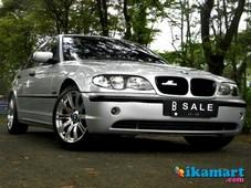 bmw 318i tahun 2002 super istimewa