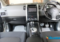 jual nissan xtrail 2.5 st at 2008 2009 xtronic silver
