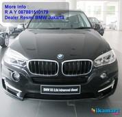 ready all new bmw x5 2.5 diesel harga terbaik dealer resmi bmw jakarta
