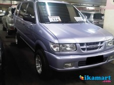 jual isuzu panther type ls 2.5 turbo 2004 automatic silver