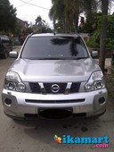 jual over credit murah nissan xtrail 2.0 a t silver 2011 jakarta