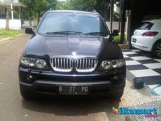 jual bmw x5 2004 a t