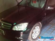 jual mercedes-benz c class c200 automatic