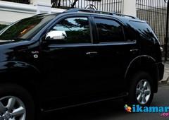jual toyota fortuner g lux diesel 2009 like new