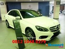 promo harga new mercedes benz e400 amg 2014 indonesia ready stock