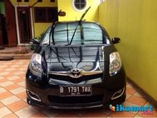 toyota yaris 2012 s limited a t ex wanita mulus terawat