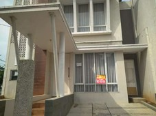 dijual rumah di cluster terbaik di bukit cimanggu city