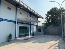 gudang dan office siap pakai lokasi strategis dengan luas 50x78 3900m cakung