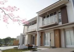 rumah mewah modern minimalis gading serpong bsd