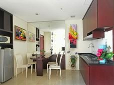 dijual cepat apartment 2 br fully furnished best western di mangga dua jakarta utara