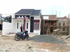 rumah murah baru cluster gi pekayon tanah luas siap huni
