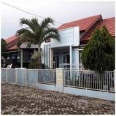 rumah secondary di perum villa nangka gading cempaka kota bengkulu