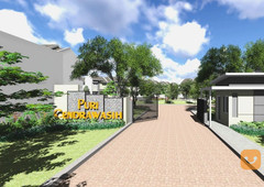 cluster baru di tangerang dekat bandara internasional soekarno hatta